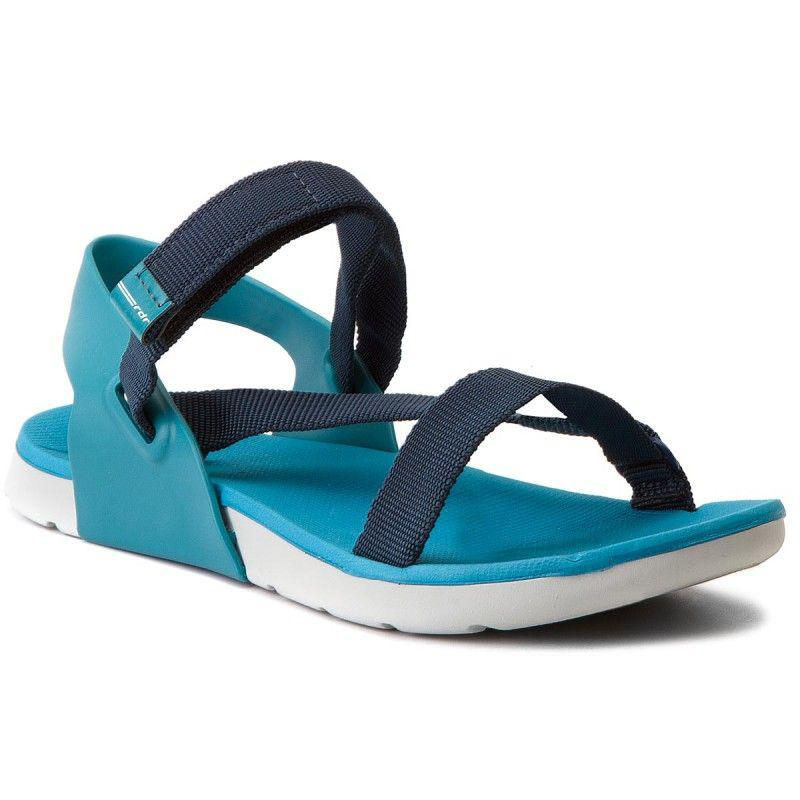 Оригинал Сандалии Женские 82136-22280 Rider RX Sandal Grey/Blue/Green