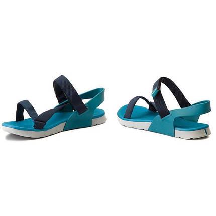 Оригинал Сандалии Женские 82136-22280 Rider RX Sandal Grey/Blue/Green, фото 2