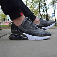Мужские кроссовки Nike Air Max 270 Dark Grey