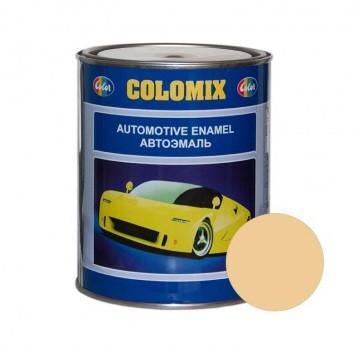 Автокраска 210 Примула COLOMIX алкидная краска 1л