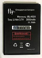 Акумулятор оригінал Fly iQ4411 Energie 2 BL4025 3000mAh