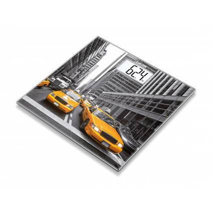 Стеклянные весыBEURERGS 203 New York, фото 2