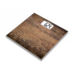 Стеклянные весыBEURERGS 203 Wood