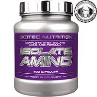 Аминокислоты Scitec Nutrition Isolate Amino 500 caps.
