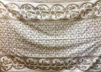 Махровая простынь,  Блюз, 208х150 см, Днепр, домашний текстиль