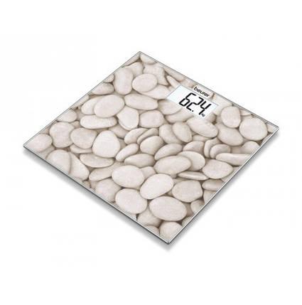 Стеклянные весыBEURERGS 203 Stones, фото 2