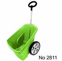 Садовий візок, візок для компосту