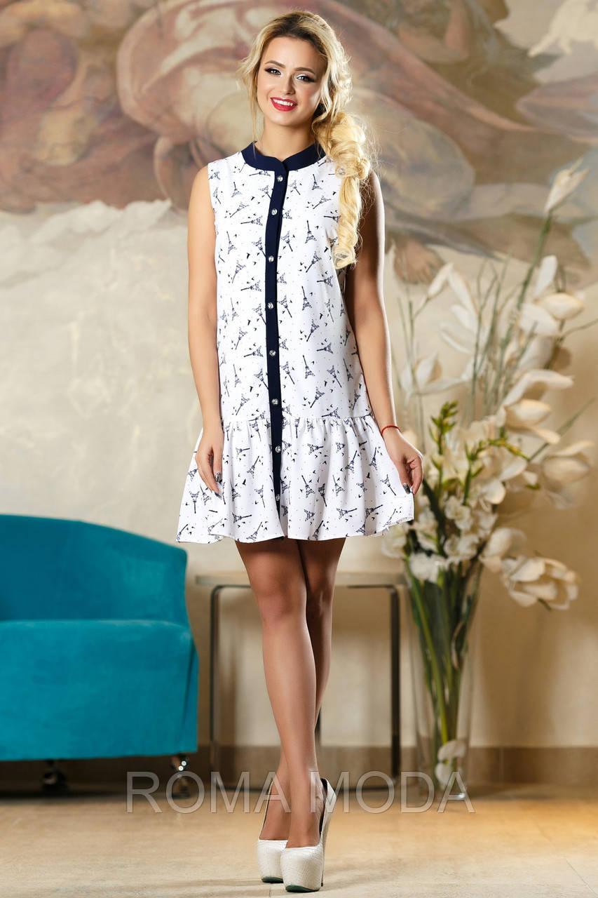 Платье женское легкое в 3х цветах SV 2143-47