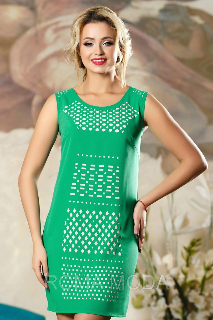 Красивое платье женское в 2х цветах SV 2141-44