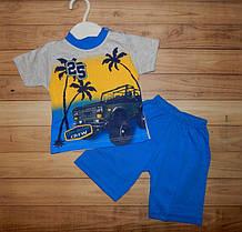 Детские костюмы для малышей Панама 6-18 м