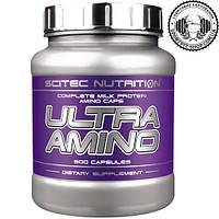 Аминокислоты Scitec Nutrition Ultra Amino 500 caps.