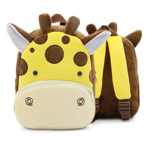 Мини портфель детский | жираф