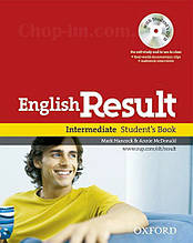 English Result Intermediate Student's Book with DVD / Учебник с диском