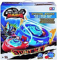 Арена Auldey Infinity Nado YW624900, комплект - Stunt A + B, трюки, волчок Небесний Супер Вихор