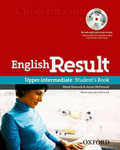 English Result Upper-Intermediate Student's Book with DVD / Учебник с диском