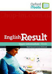 English Result Upper-Intermediate iTools DVD-ROM / Ресурсы для интерактивной доски