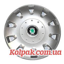 Колпаки на колеса r16 на Шкода SKS 401
