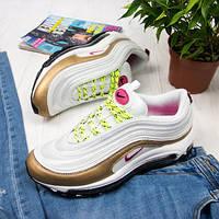 Женские кроссовки в стиле Nike Air Max 97 (36, 37, 38, 39, 40 размеры)