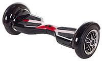 Гироборд Smart Balance U8 HoverBot 10 дюймов LED Black-red (черный с красным)