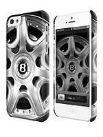 Чехол для iPhone 4/4s/5/5s/5с bentley диски