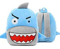 Мини рюкзак детский   акула