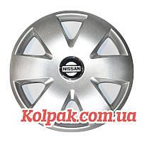 Колпаки на колеса r15 на Ниссан SKS 308
