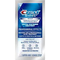 Полоски для отбеливания зубов Crest Whitestrips 3D White Professional Effects