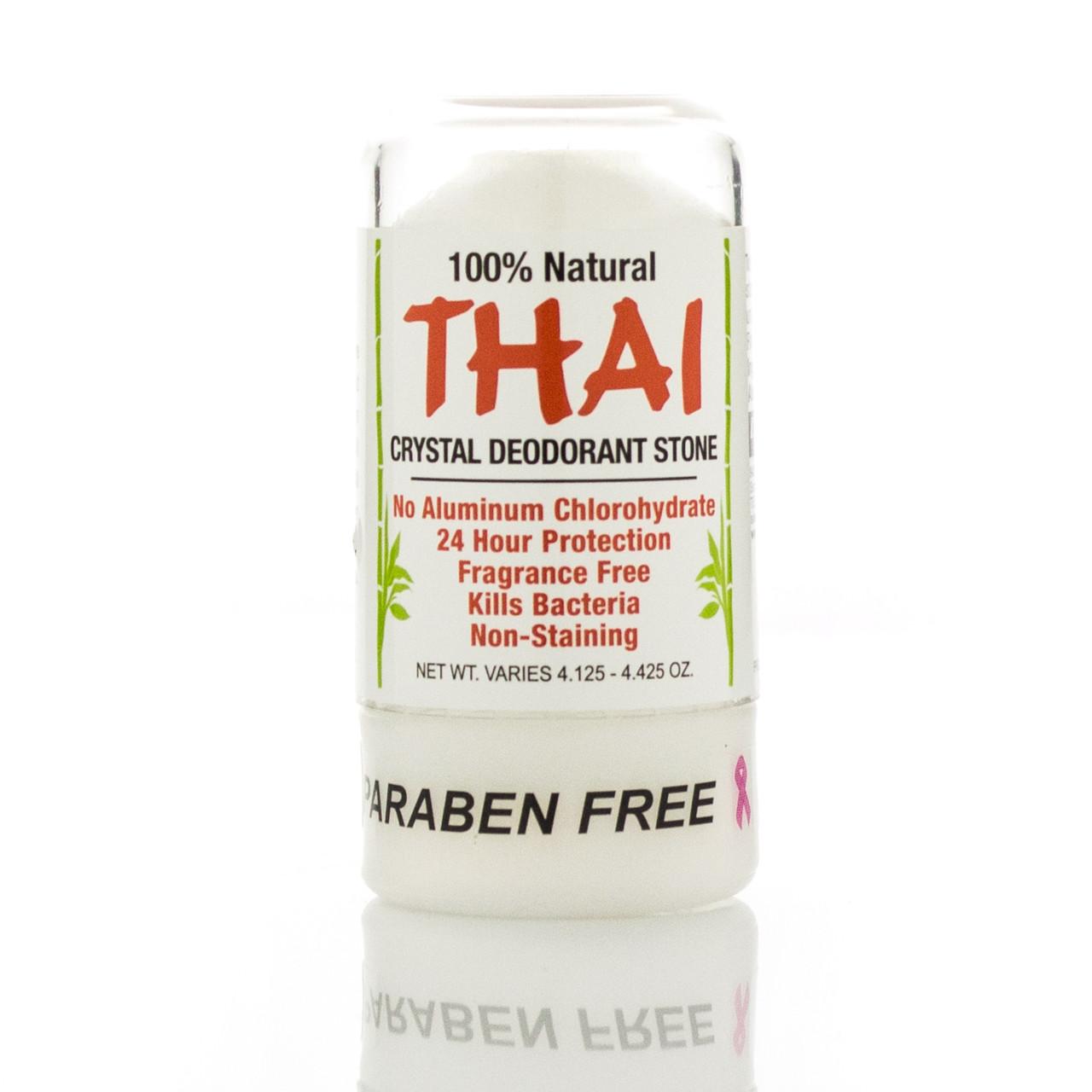 Солевой дезодорант-кристалл THAI Crystal Deodorant Stone