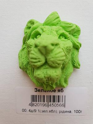 Барвник Зелений суміш (Краситель зеленый) Е102, Е133 100, рідина, 4820196450566