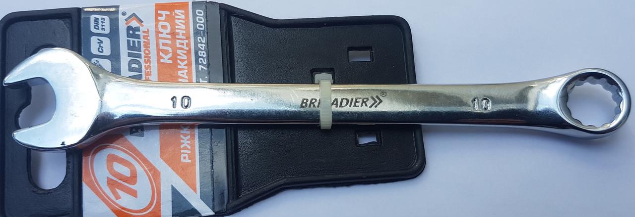Ключ рожково-накидной CR-V 10 мм
