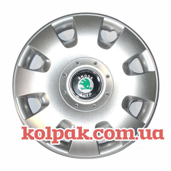 Колпаки на колеса r14 на Шкоду SKS 209