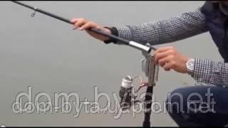 Самоподсекающая удочка FisherGoMan | Революционная удочка