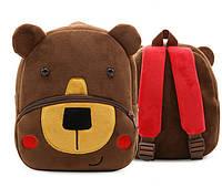 Мини рюкзак для детей   мишка