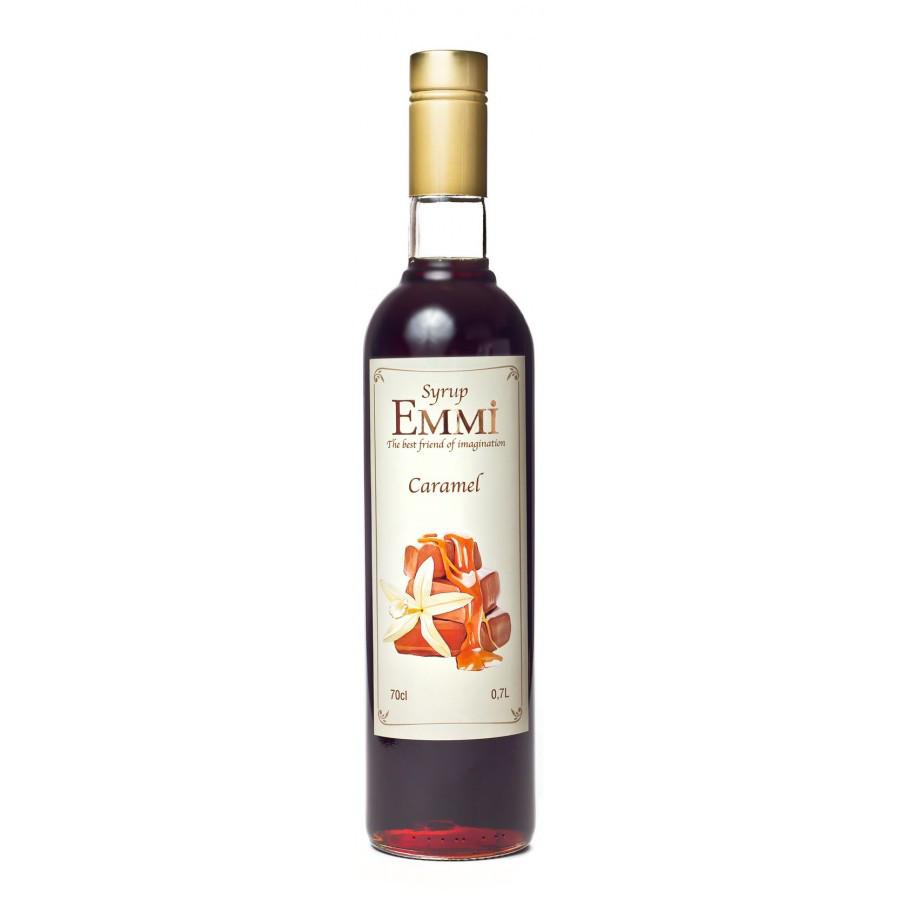 Сироп Emmi Карамель 900 гр