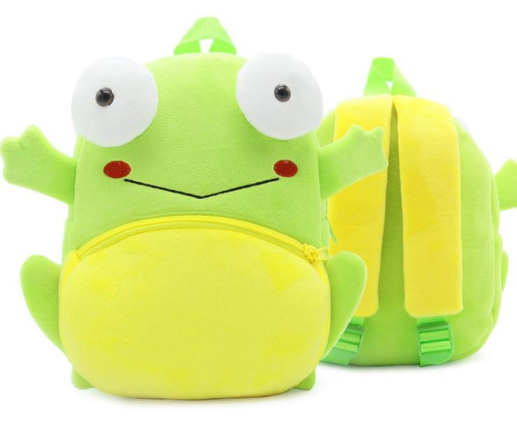 Мини рюкзак для детей   жаба