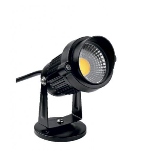LED Светильник ланшафтный LEMANSO COB 5W 450LM 85-265V 6500K IP65 / LM21