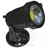 LED Светильник ланшафтный LEMANSO 1LED 5W 6500K чёрный LM981