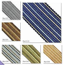 Бордюр текстильный Plate