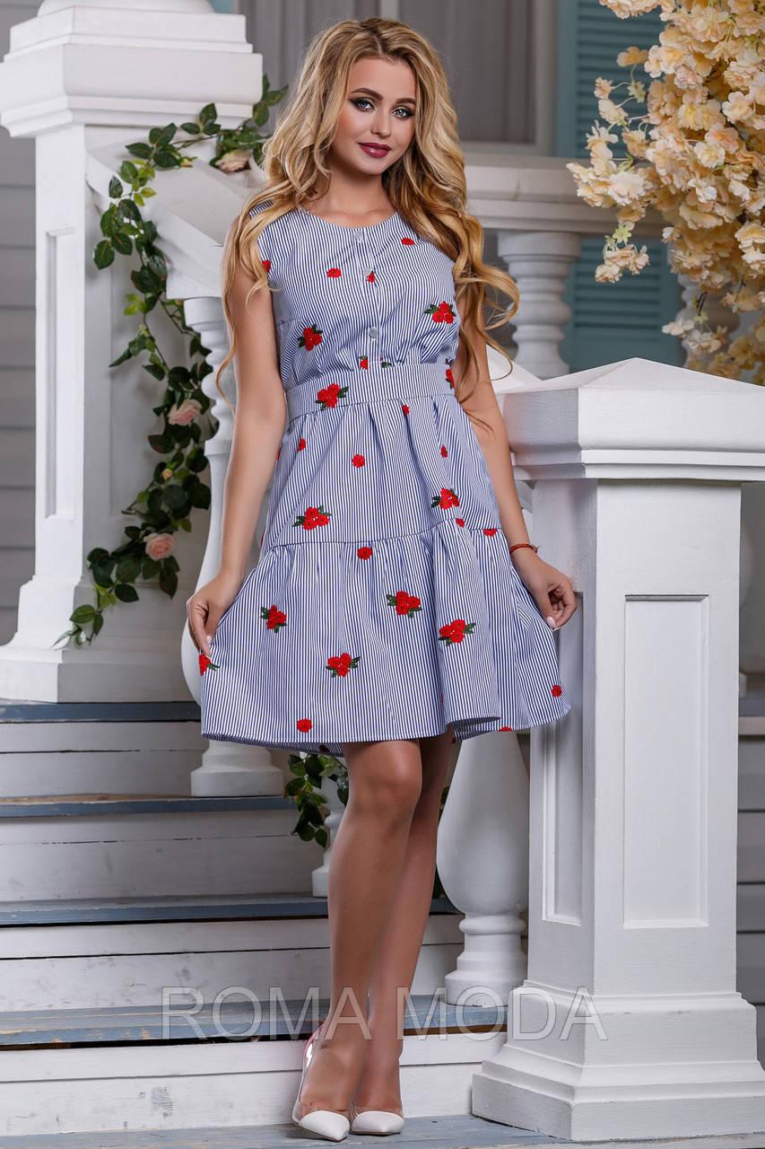 Платье женское легкое SV 2632