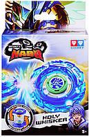 Волчок Auldey Infinity Nado серия Пластик - Holy Whisker Небесный вихрь, YW624101