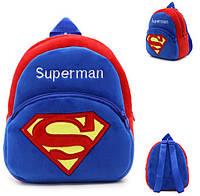 Мини портфель детский | Супермен