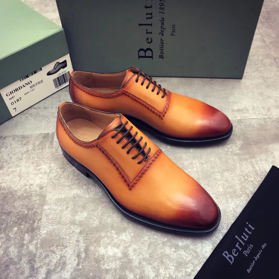 Обувь Berluti