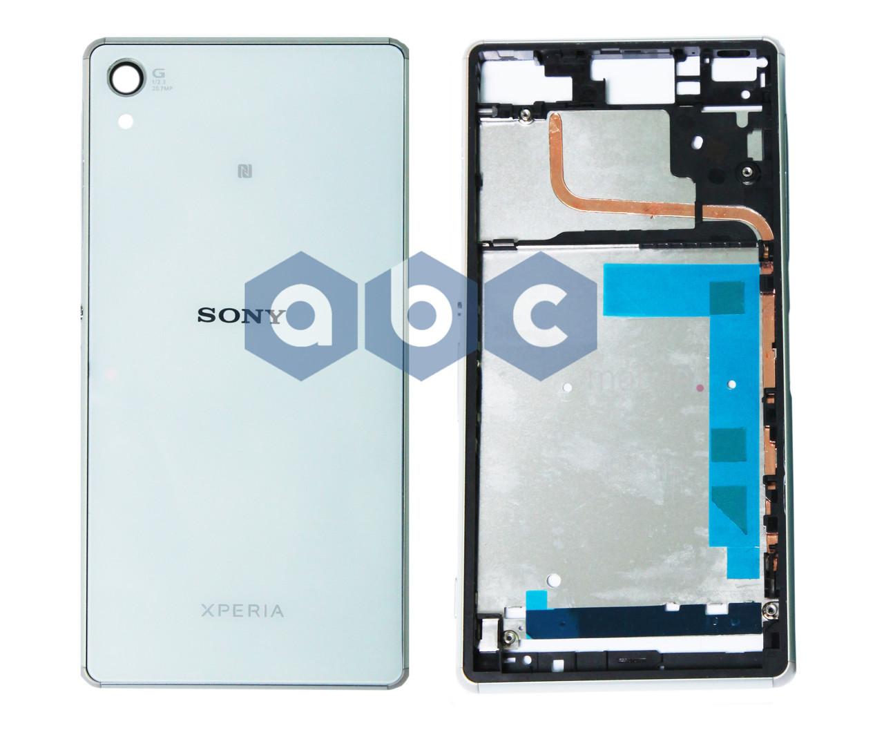 Корпус Sony D6603 Xperia Z3, D6643 Xperia Z3 белый