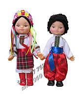 Набір ляльок українців в українському одязі