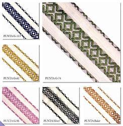 Текстильный бордюр Punta