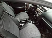 Модельные Чехлы на сиденья из Эко-кожи с отдельными подголовниками ВАЗ 2106,1976-2006 годы выпуска шестёрка, фото 1