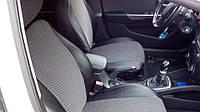 Модельные Чехлы на сиденья из Эко-кожи с отдельными подголовниками ВАЗ 2109, фото 1