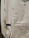 Спортивный костюм большого размер белый, фото 4