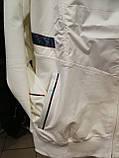 Спортивный костюм большого размер белый, фото 5