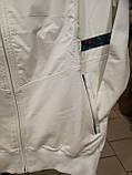 Спортивный костюм большого размер белый, фото 6